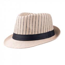 Pánsky slamený klobúk Assante 80013