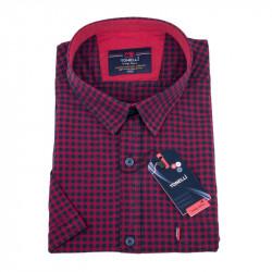 Tmavo červená košeľa Tonelli 110848