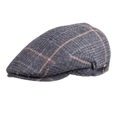 Pánska čiapka sivá bekovka Assante 85201