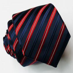 Modrá kravata Greg 94238