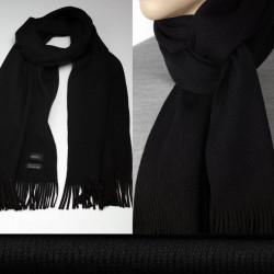 Černá šála – šál Assante 89063