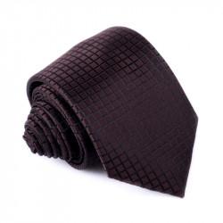 Hnedá kravata Greg 92812
