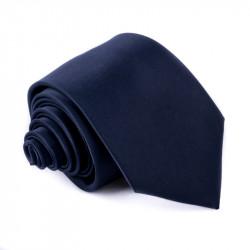 Tmavo modrá kravata Greg 99949