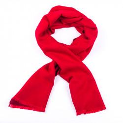 Červená pánska šál Assante 89025