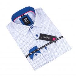 Košeľa Brighton bielo modrá 110097