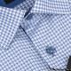Nadmerná košeľa modrá Brighton 110042