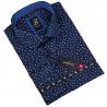 Nadmerná košeľa Brighton modrá 110045