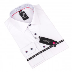 Košeľa Brighton biela 109956